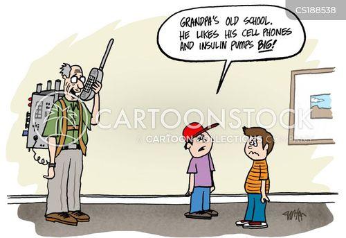 old school cartoon