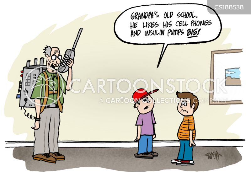 generational differences cartoon
