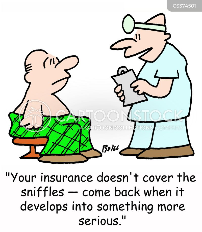Insurance Card Cartoons and Comics - funny pictures from ...