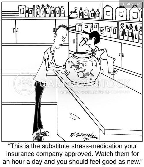 insurances cartoon