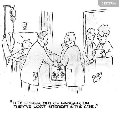 getting well cartoon