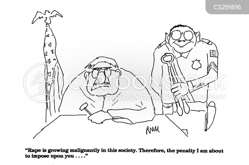 castrate cartoon