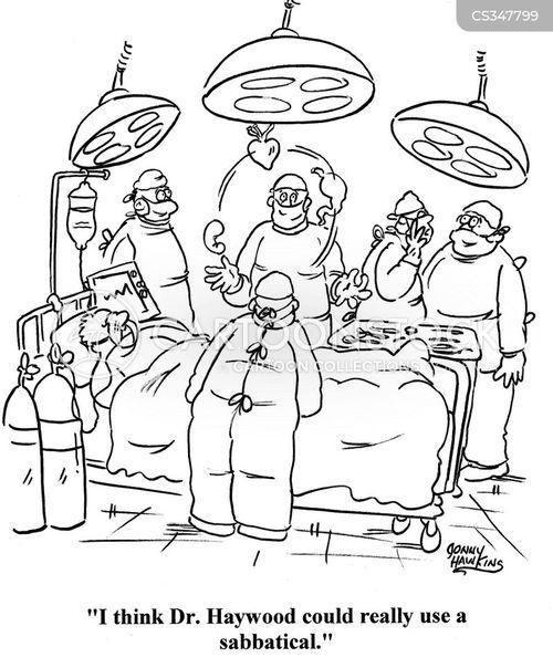 nervous breakdown cartoon