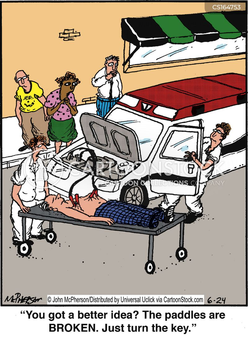 emergencies cartoon