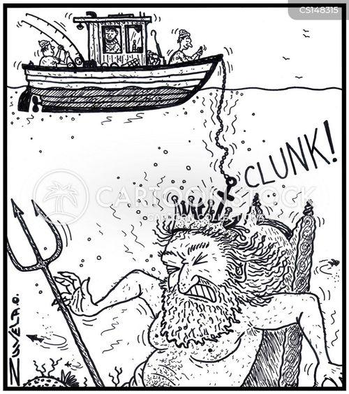 neptune cartoon
