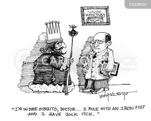 fungus cartoon
