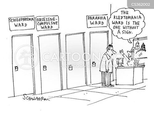 compulsions cartoon