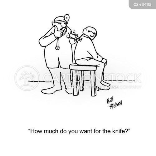 backstabbings cartoon