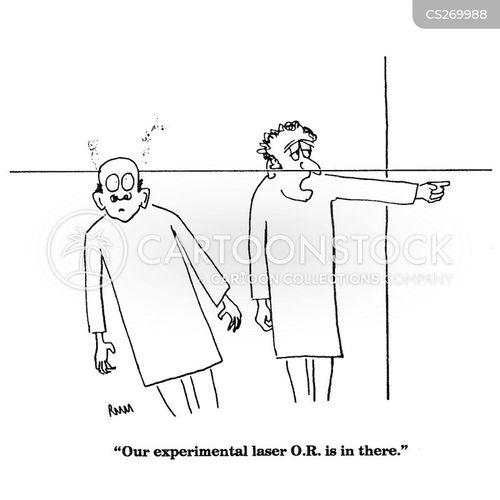 experimental technology cartoon