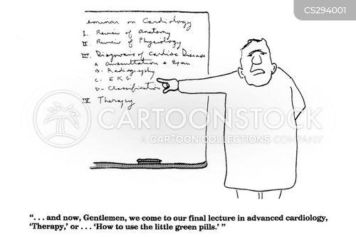 medical doctors cartoon
