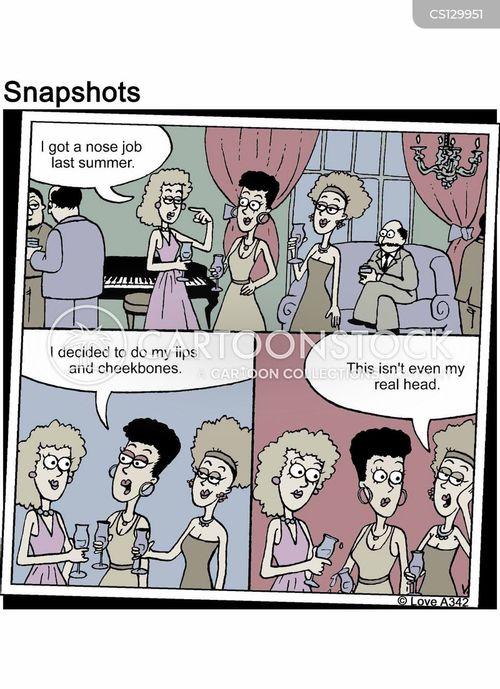 phonies cartoon