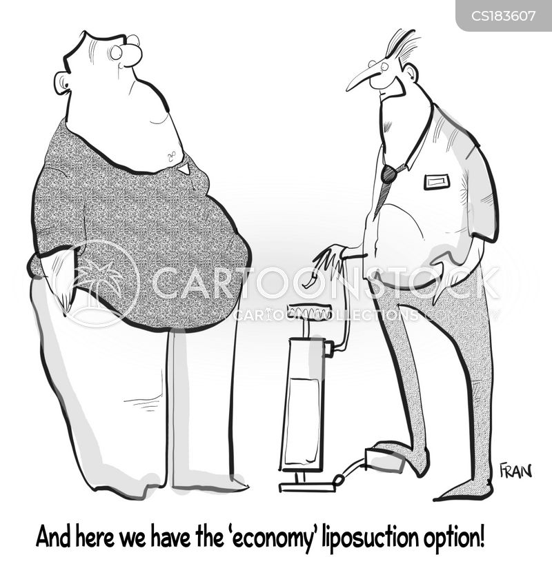 economic choice cartoon