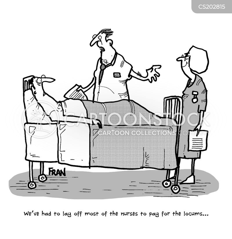 Image result for locum dr cartoon