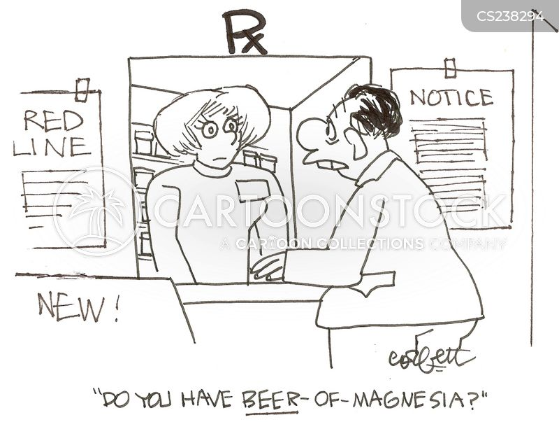 alcholic drink cartoon