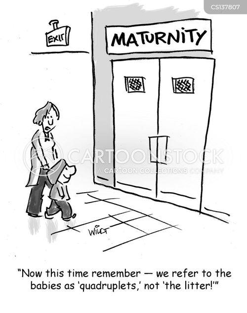 hospital visits cartoon