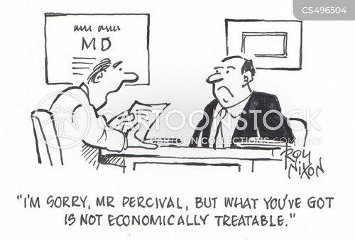 medically cartoon