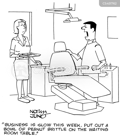 hygienists cartoon
