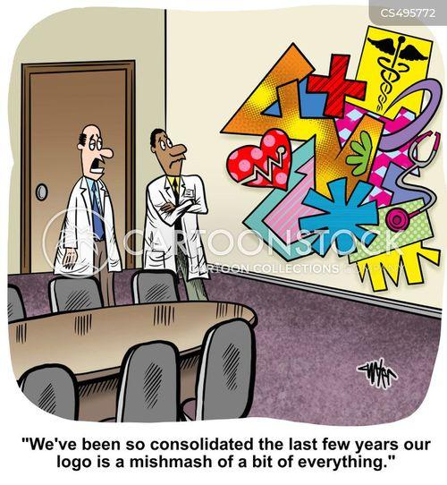 health workers cartoon