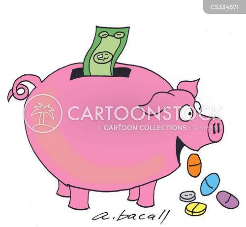 premiums cartoon