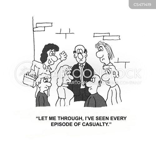 medical dramas cartoon