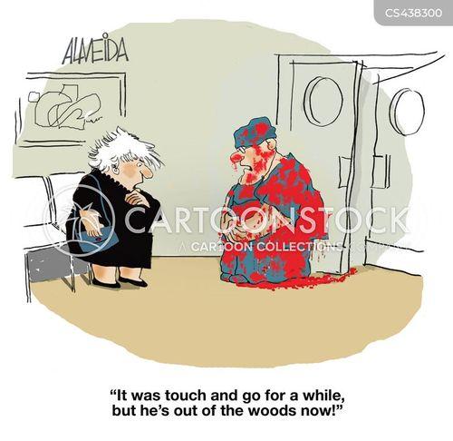 emergency surgery cartoon