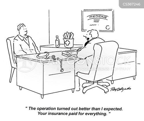 outcomes cartoon