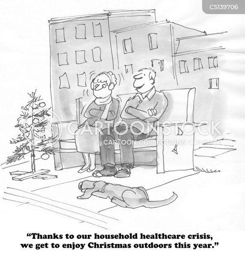 affordable healthcare cartoon