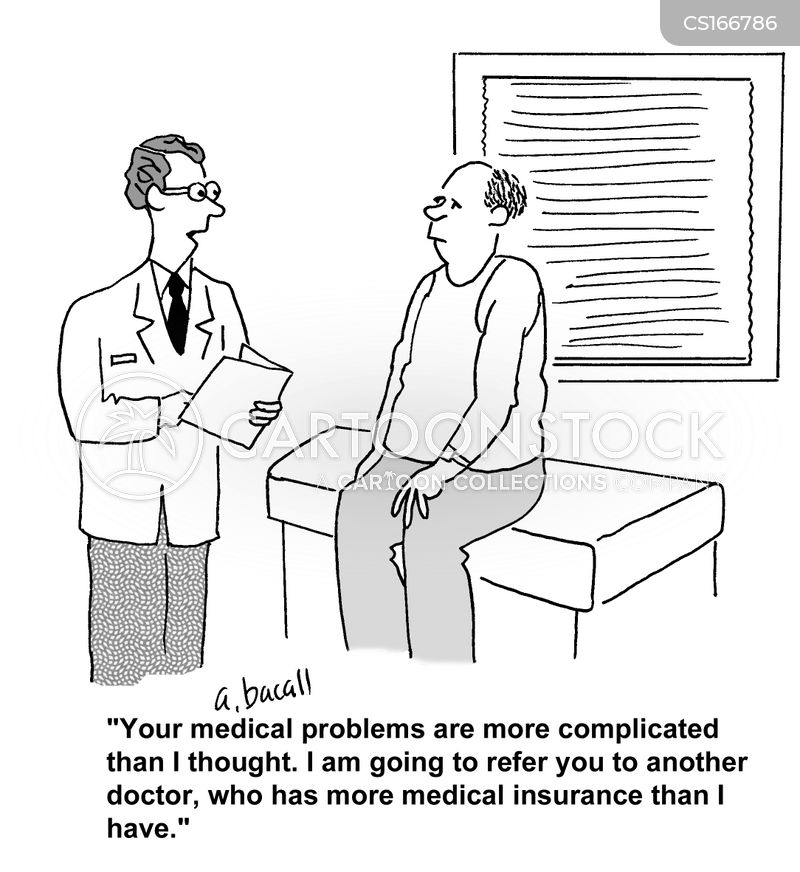 medical malpractice cartoon