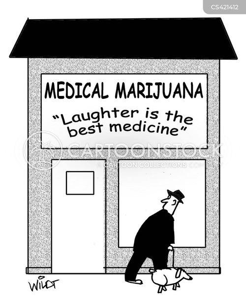 laughter is the best medicine cartoon