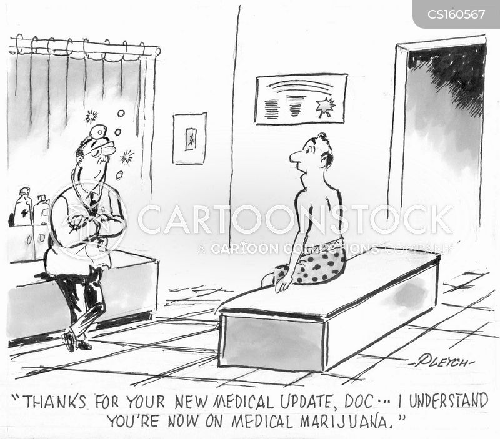 drugged up cartoon