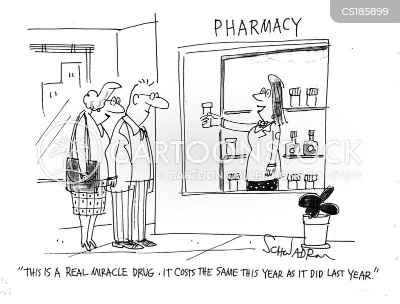 medicate cartoon