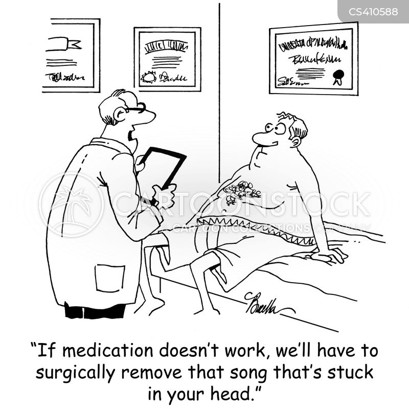 surgical means cartoon