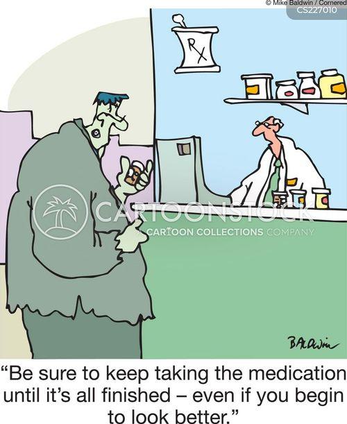 feel better cartoon