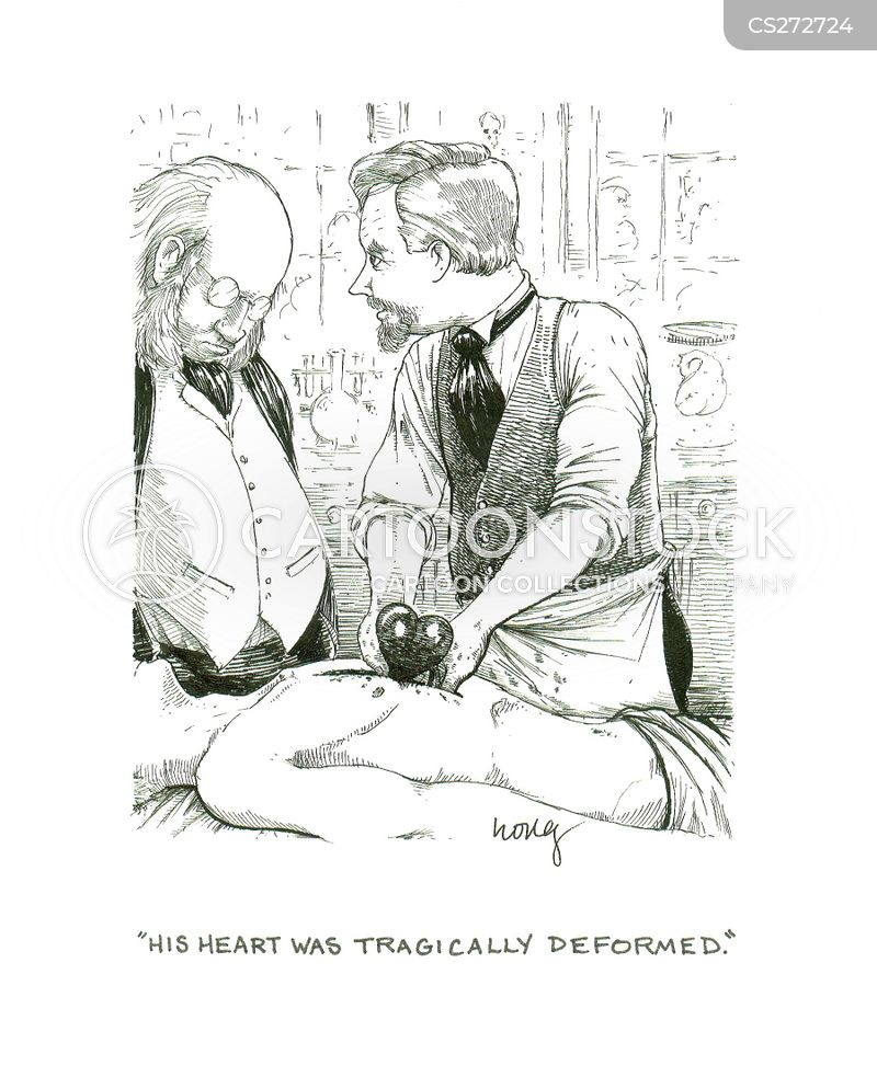 anatomist cartoon