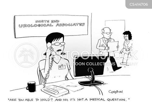 urination cartoon