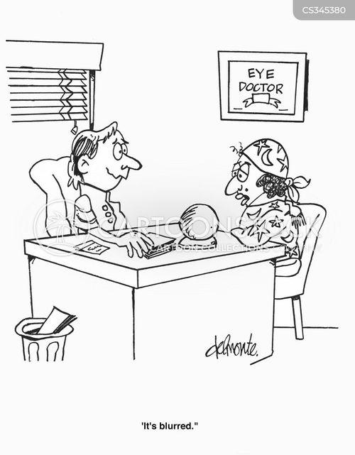 impairment cartoon