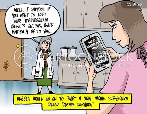 medical memes internet_memes mammograms women_s_health breast_examinations jcen1829_low mammograms cartoons and comics funny pictures from cartoonstock