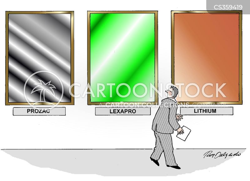 Lithium Cartoons and Comics - funny pictures from CartoonStock