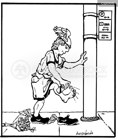 mercury cartoon
