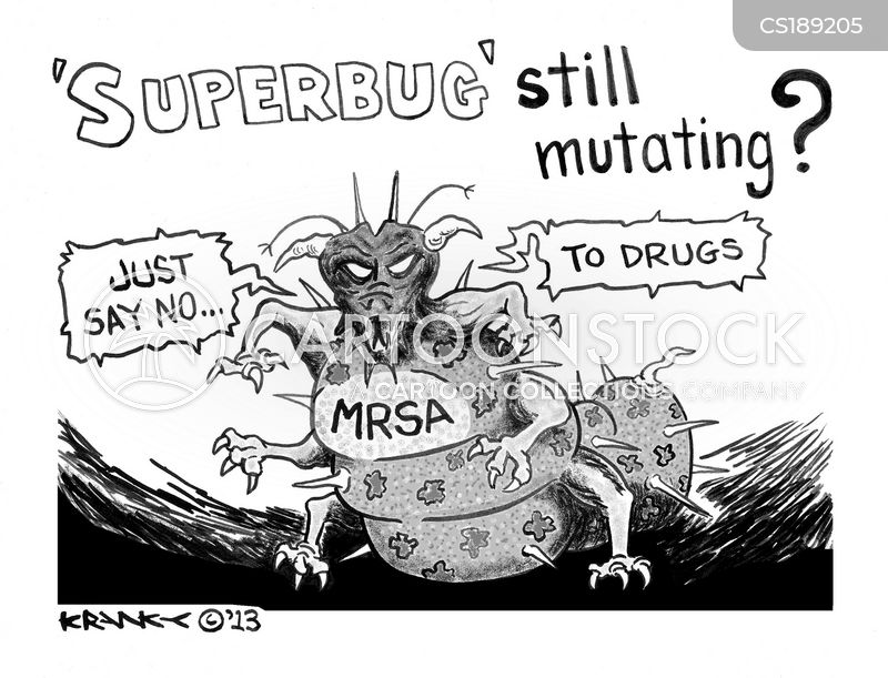 super bugs cartoon
