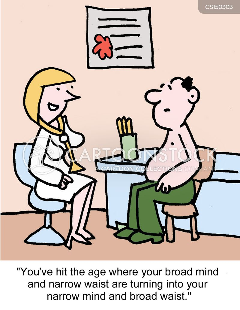broad mindedness cartoon