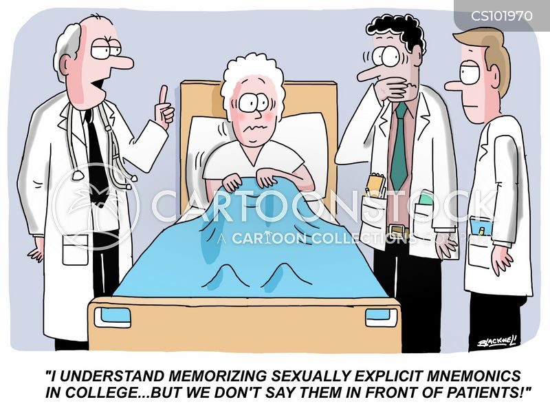 memorization cartoon