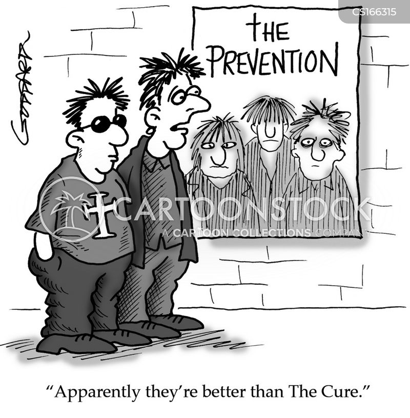 cure cartoon