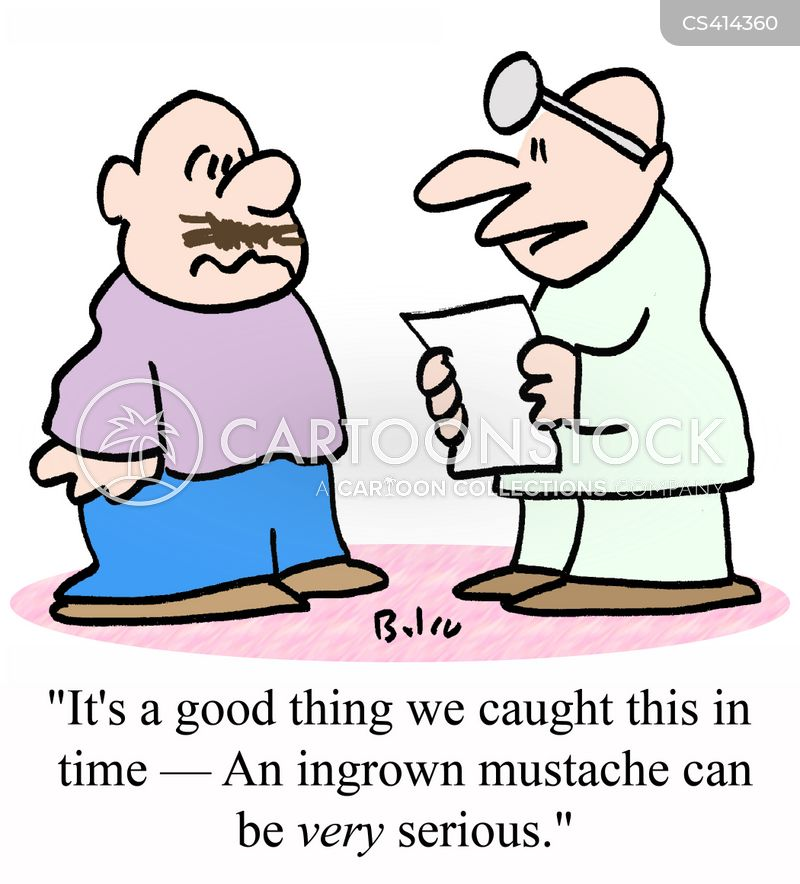 medical advisers cartoon