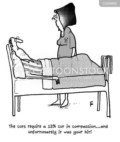 compassionately cartoon