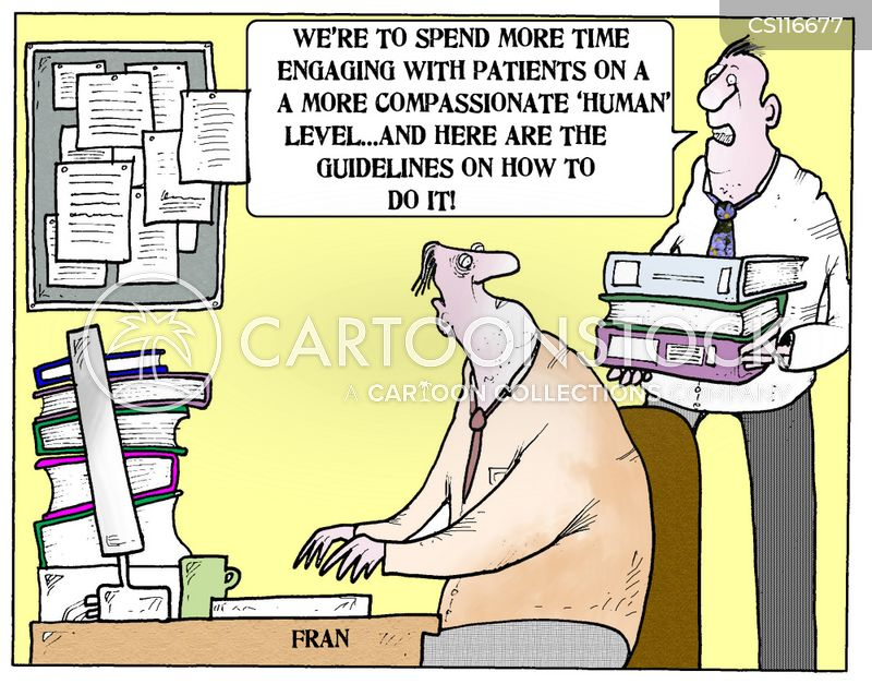 bureaucracy cartoon