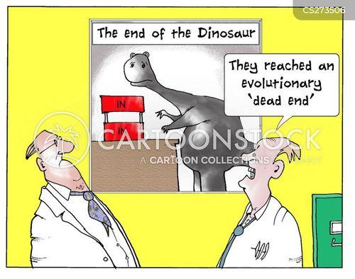dead end cartoon