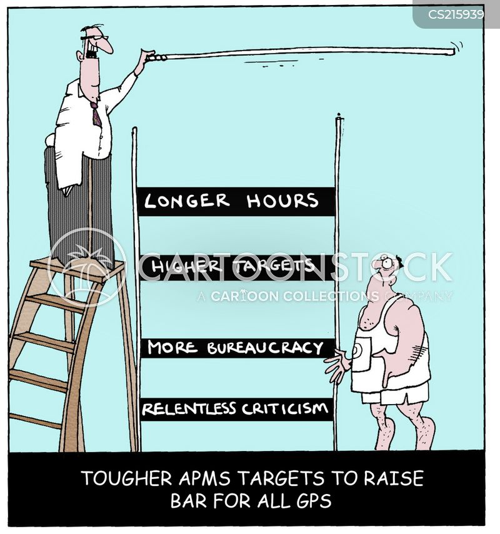 nhs reforms cartoon