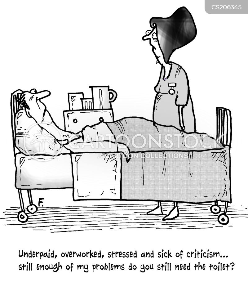 Image result for cartoon nursing problems