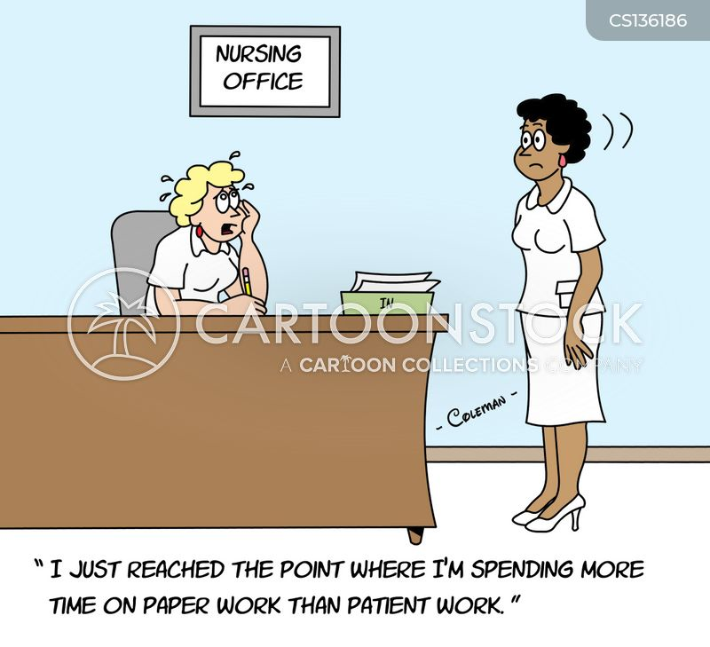 nursing report cartoons and comics funny pictures from cartoonstock